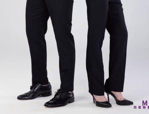西裝要穿的又帥又有型,你必須知道褲長大小事